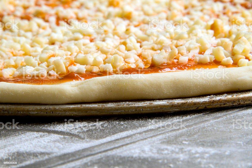 pizza royalty-free stock photo