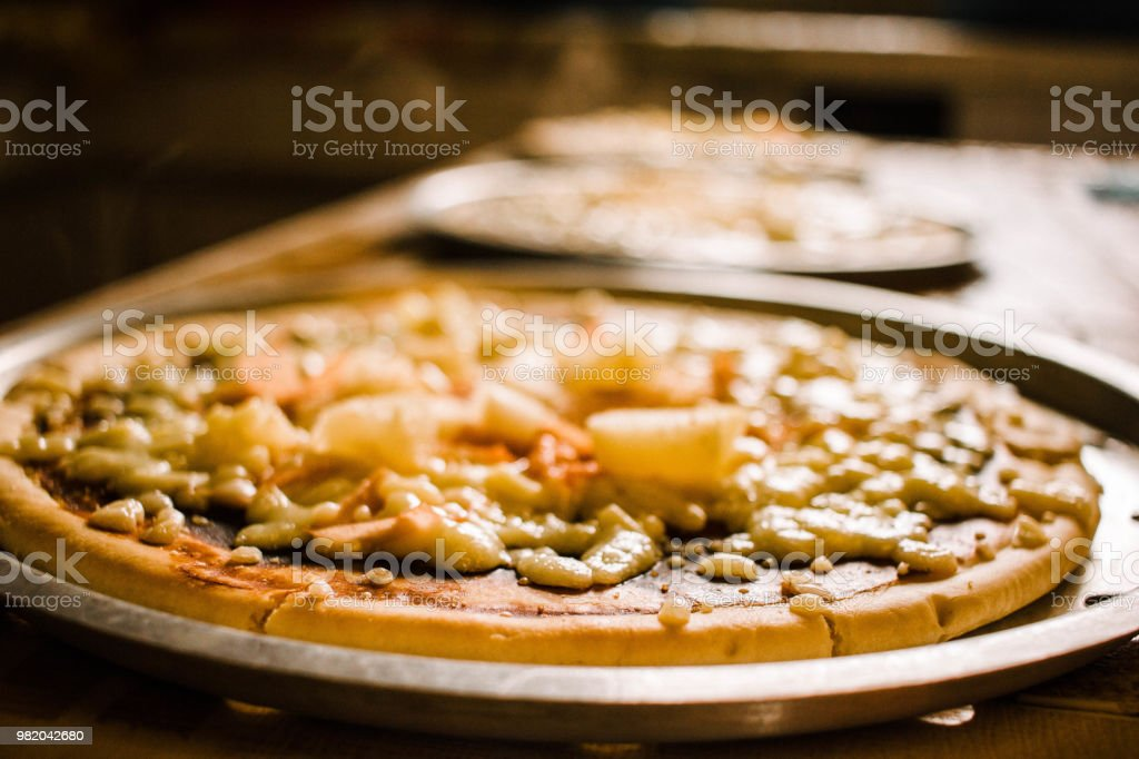 pizza  - foto de stock
