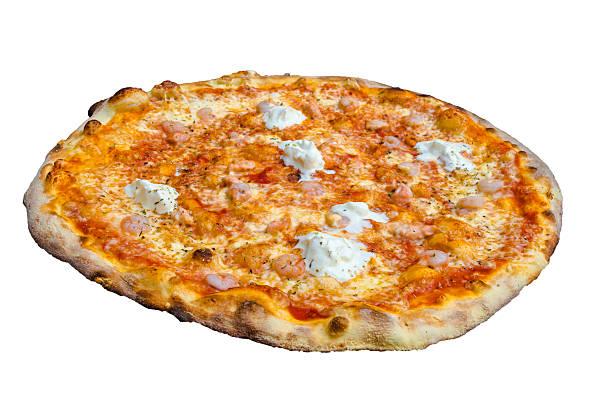 pizza-krabben - frucht pizza cookies stock-fotos und bilder