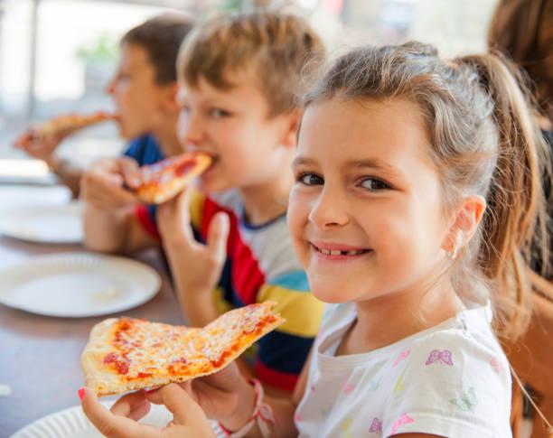 Zeit für Pizza – Foto
