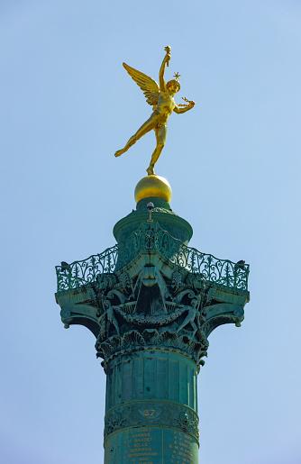 Place de la Bastille - July Column