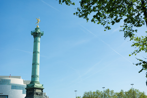 Place de la Bastille,The July Column