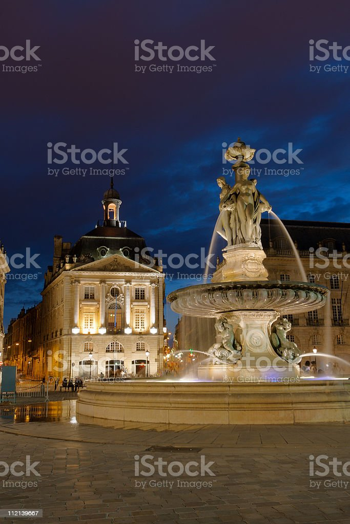 Place de la Bourse - Photo