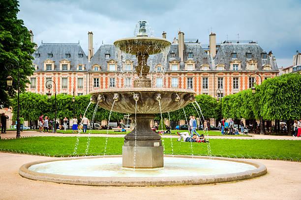 Place des Vosges, Paris – Foto