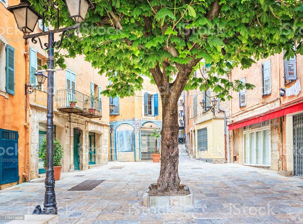 Place etienne roustan grasse francia fotografie stock e for Grasse immagini