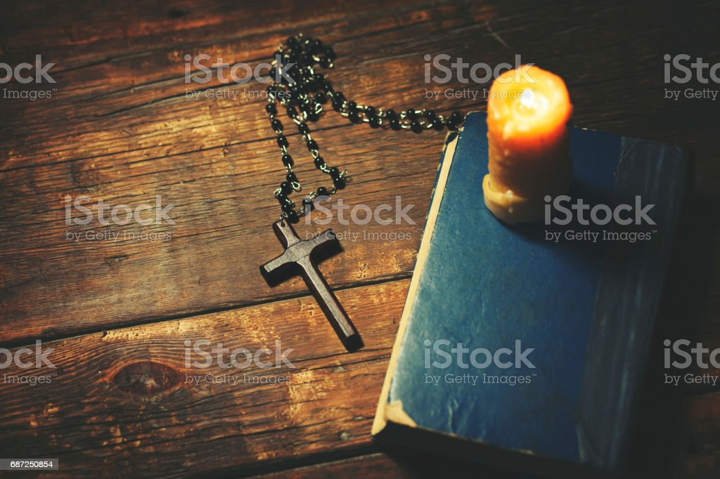 place for prayer stock photo