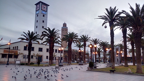 OUJDA Dating Site)