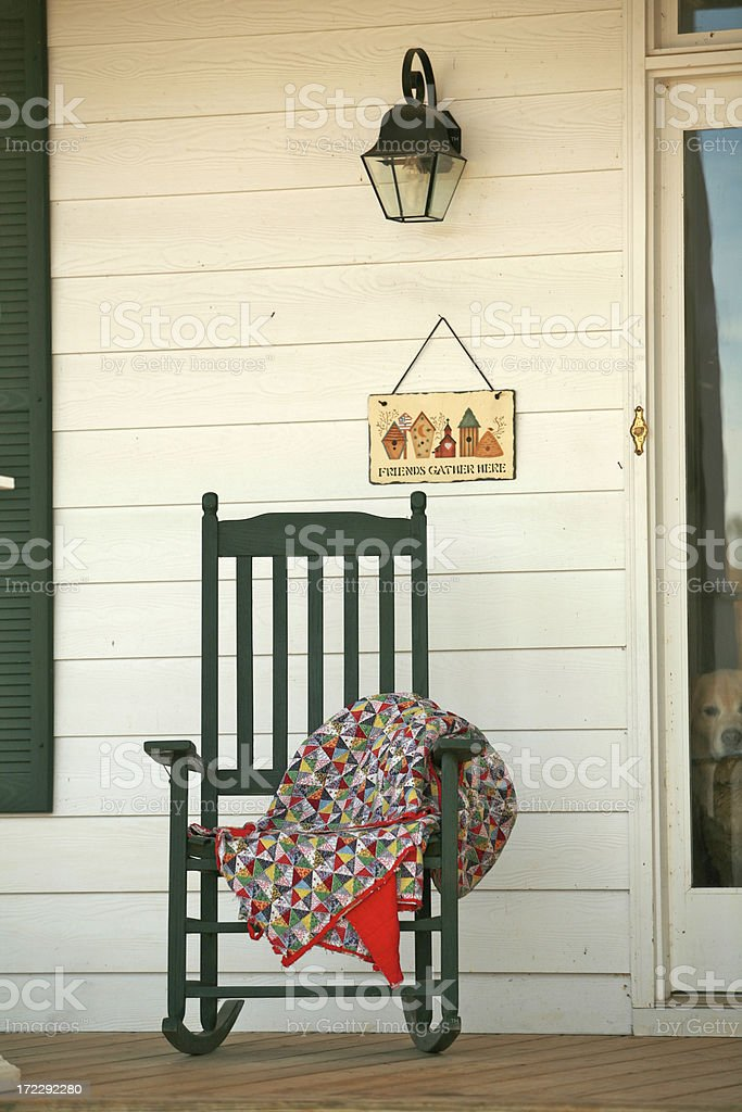 A place of comfort royalty-free stock photo