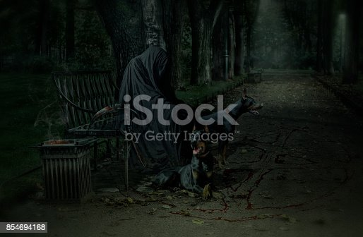 istock Place of death 854694168