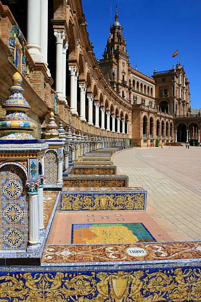 Ort Spaniens in Séville – Foto