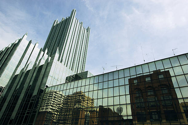 PPG Place stock photo