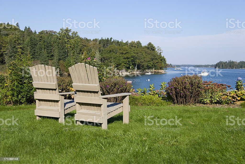 Place to Relax stock photo