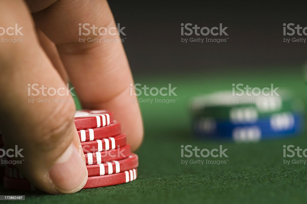 place your bets royalty-free stock photo