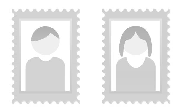Placeholder for Man and Woman stock photo
