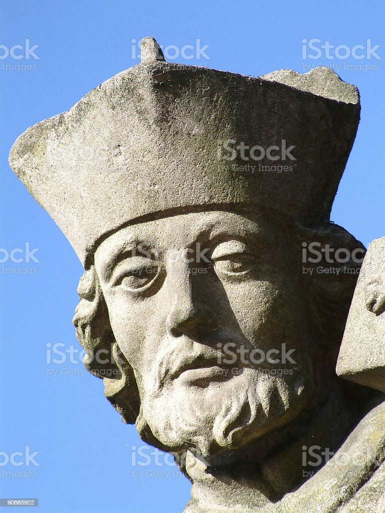 Places - Germany, Rottweil, Religious Statue #4 royalty-free stock photo