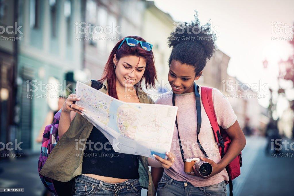 Sehenswertes in alten Städten Europas – Foto