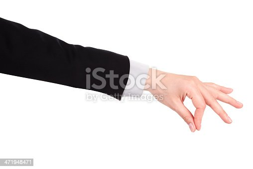 182925103 istock photo Placing or pinching hand sign 471948471