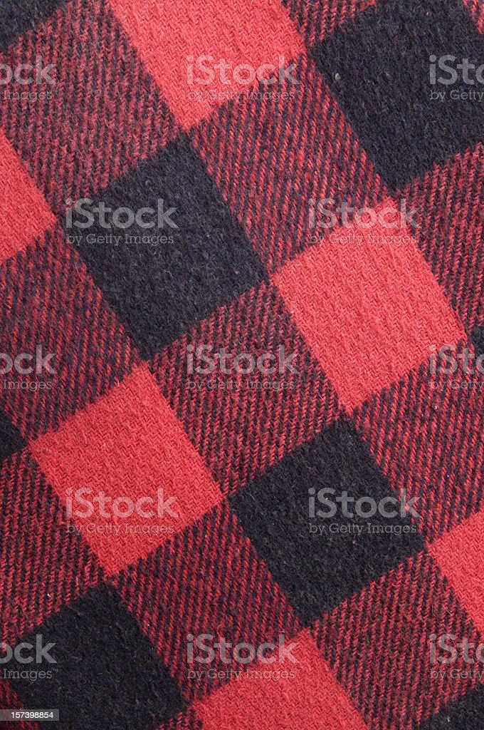 Plaid Background stock photo
