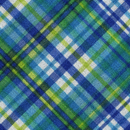 istock Plaid fabric background textured 175399907