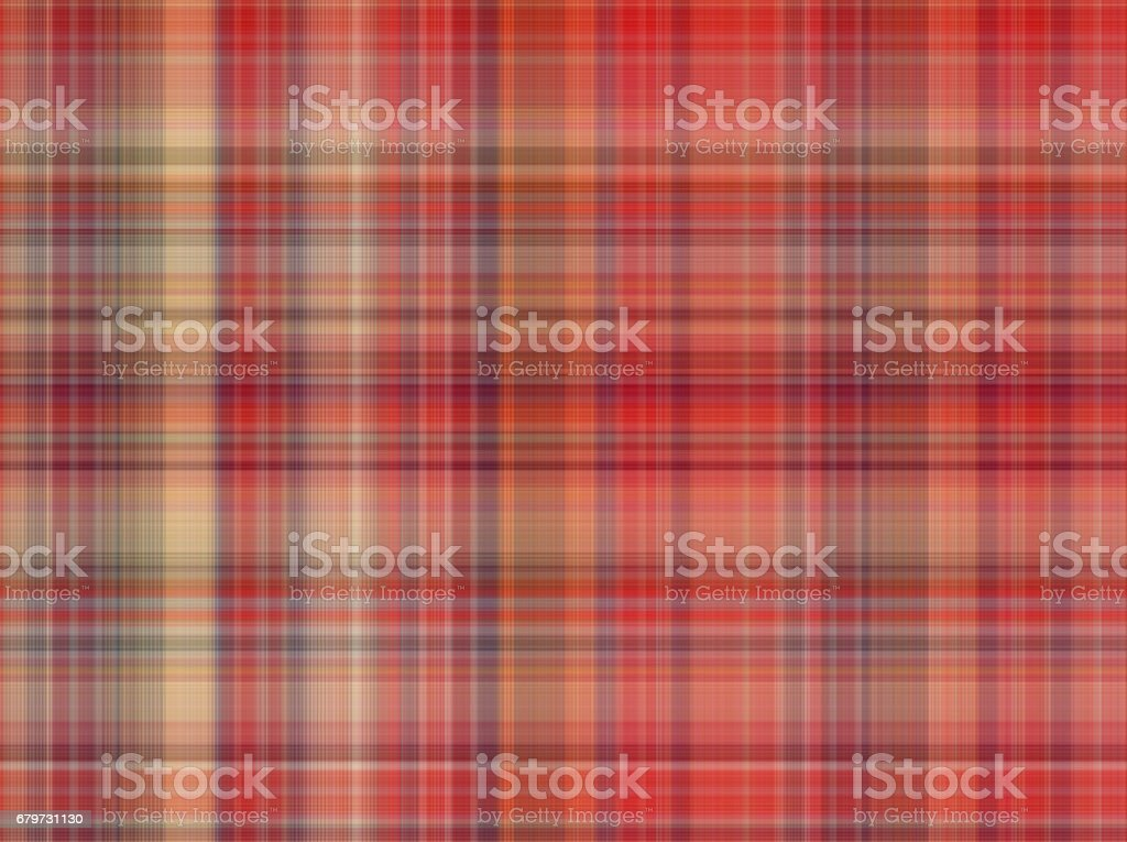 Plaid fabric loincloth with stripes color abstract background pattern texture stock photo