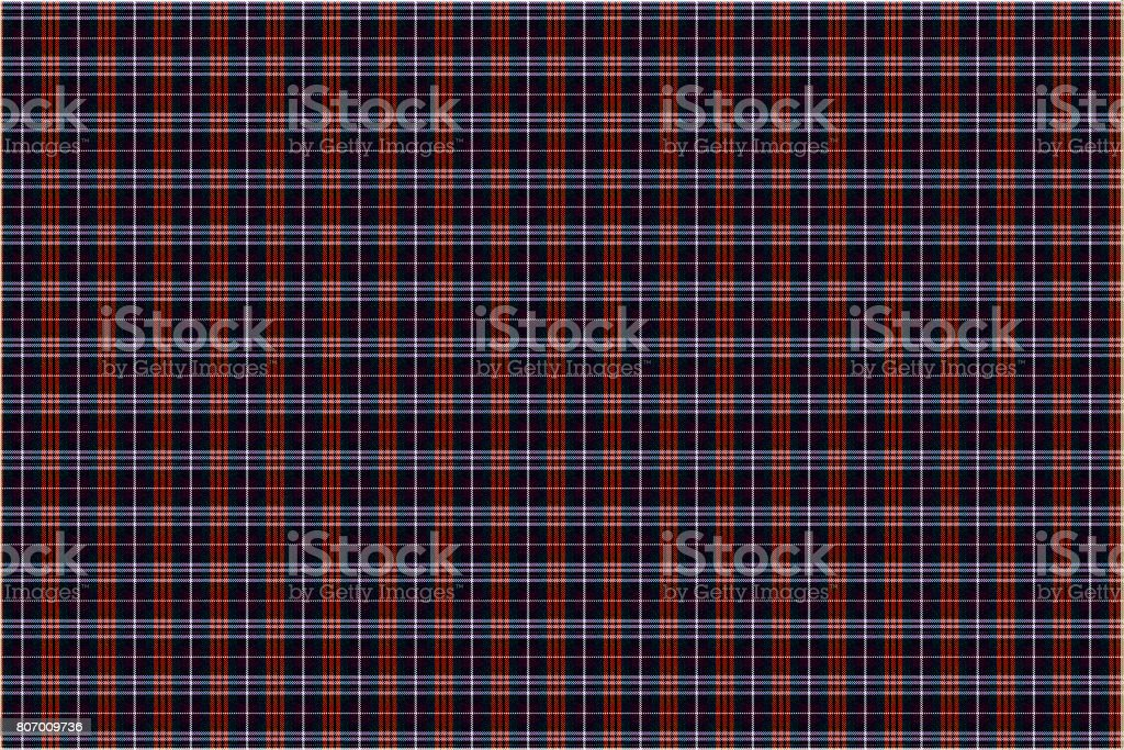 plaid fabric textured background stock photo