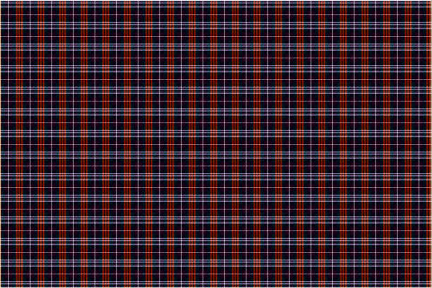 plaid fabric textured background pattern background plaid stock pictures, royalty-free photos & images