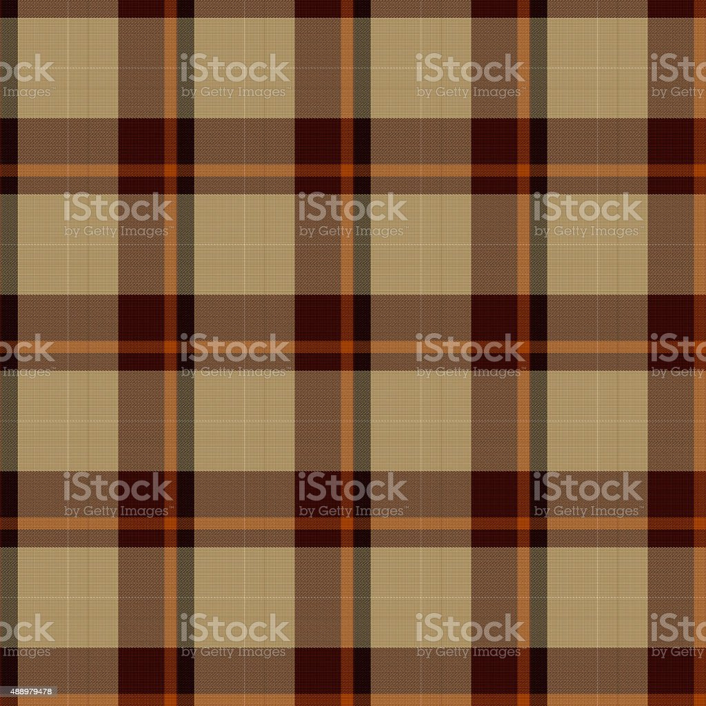 Plaid Seamless Pattern stock photo