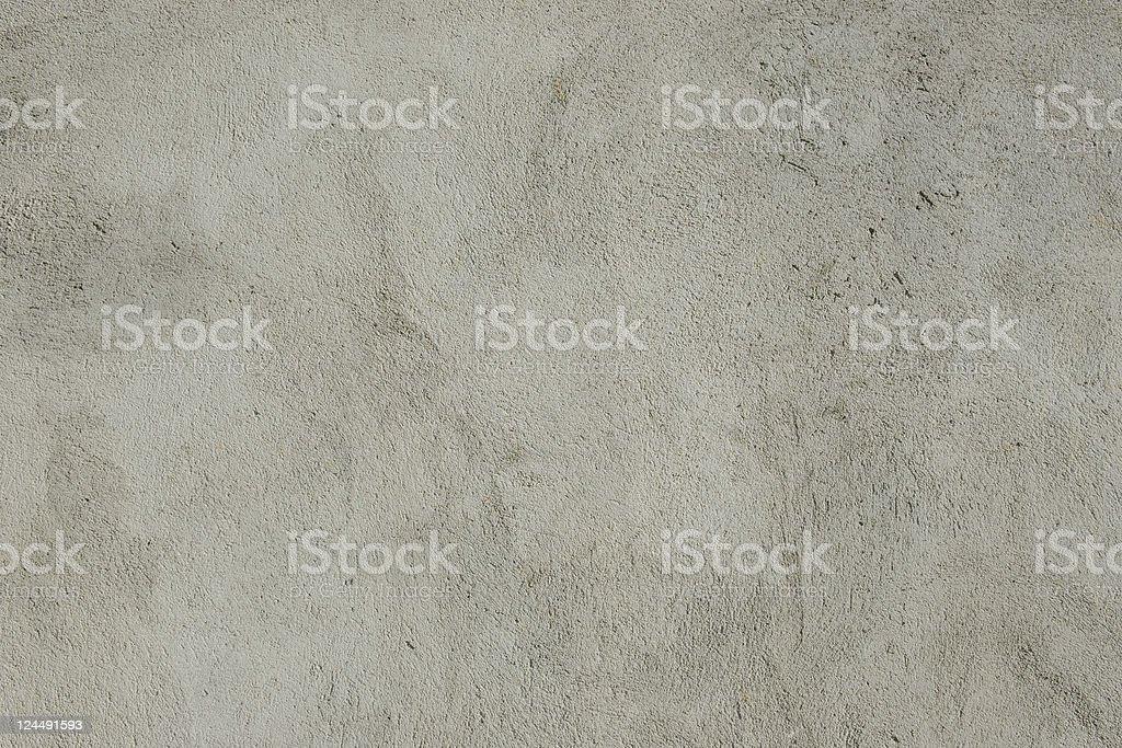 Plain Concrete Wall royalty-free stock photo