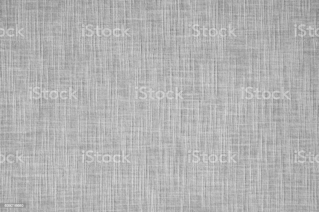 Plain gray fabric background stock photo