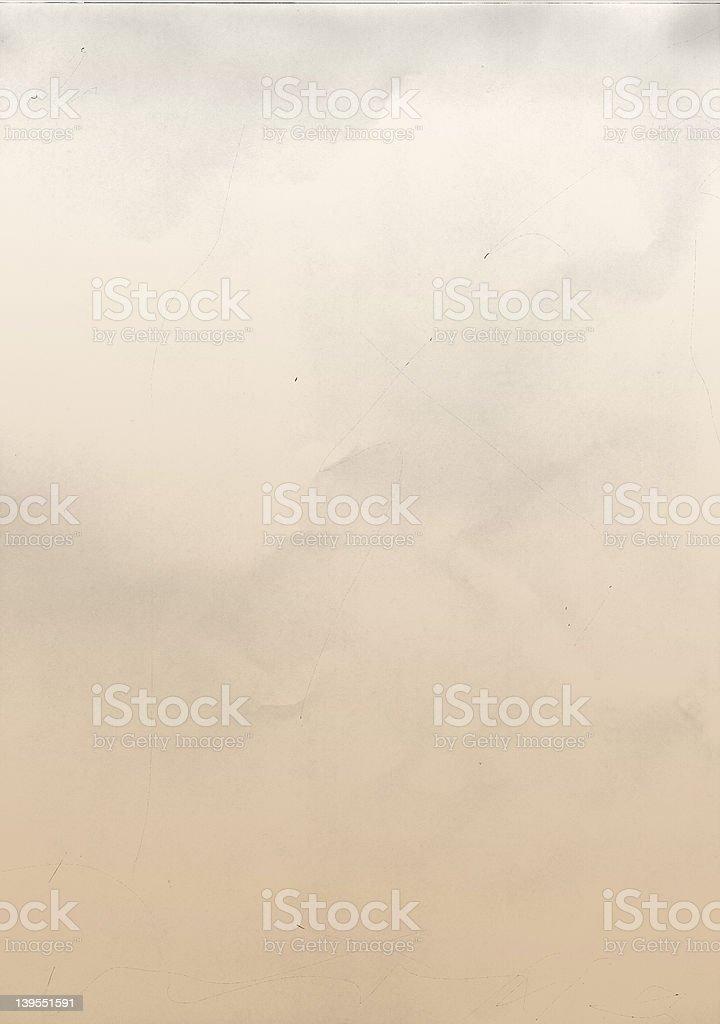 Plain paper stock photo