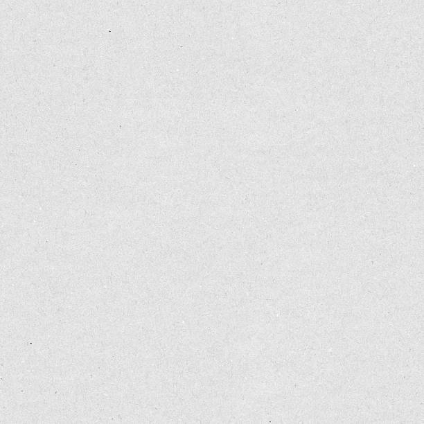 plain seamless plain light gray recycled scrapbooking paper texture background - grainy stock photos and pictures