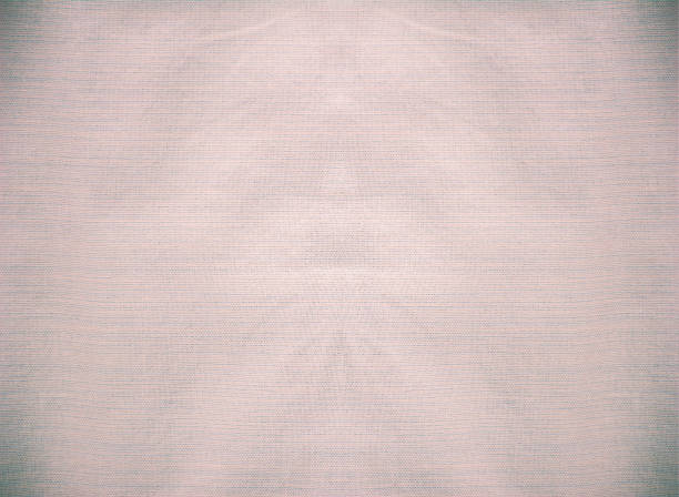 plain texture of natural fabric background copy space stock photo