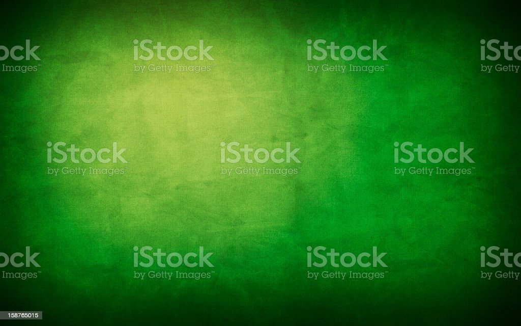 Plain textured green background stock photo