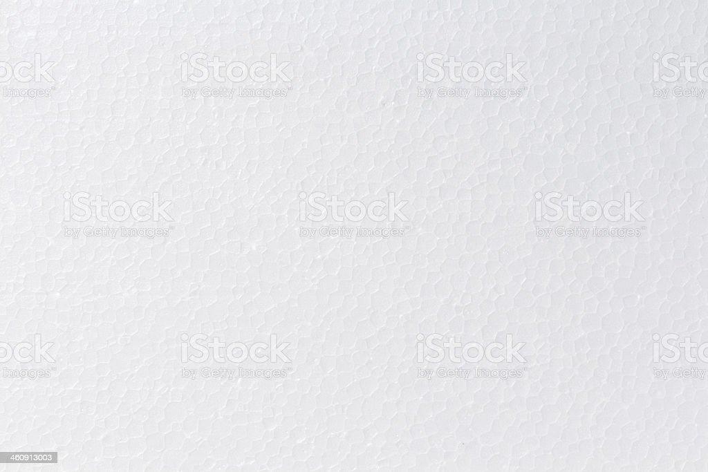 A plain white foam texture background stock photo
