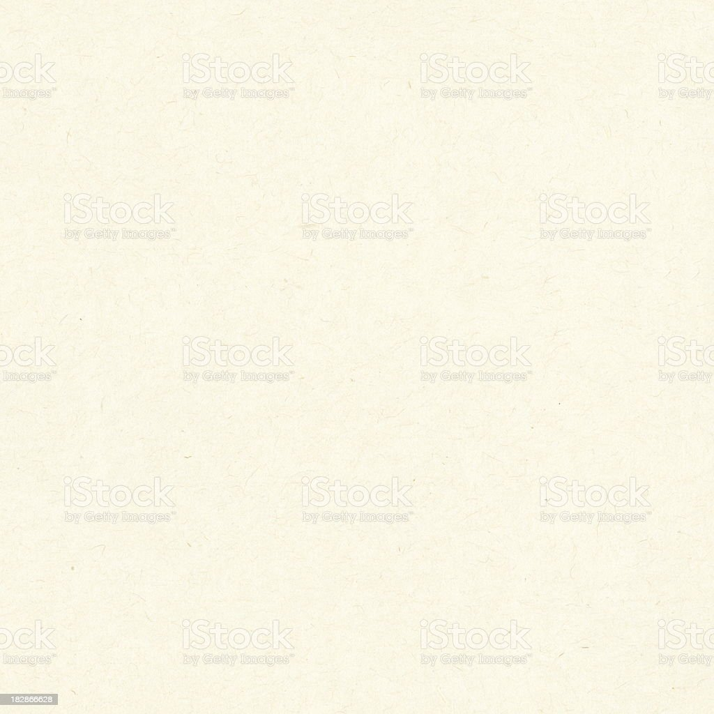Plain white recycled paper background stock photo