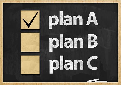 Plan A / Blackboard concept (Click for more)
