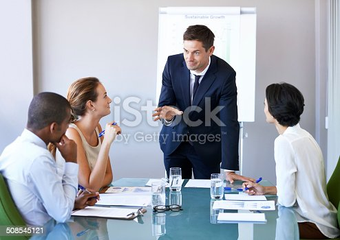 497451790 istock photo Plan B is to complete plan A 508545121