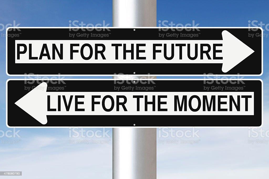 Plan pour l'avenir - Photo