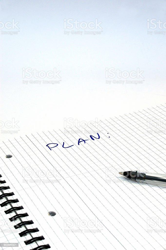 plan – Foto