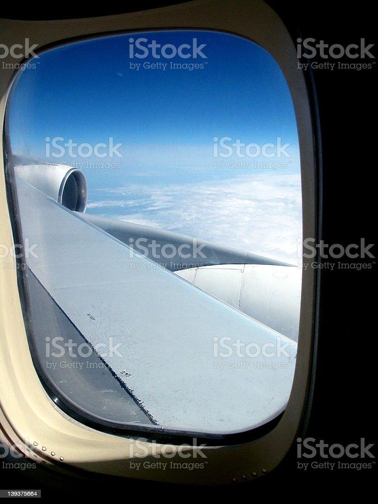 plane 02 royalty-free stock photo