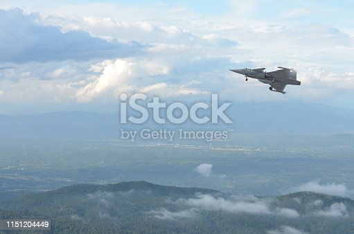 104268934 istock photo Plane Fighter jet 1151204449