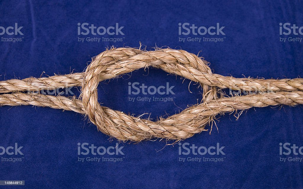 plane knot 2 royalty-free stock photo