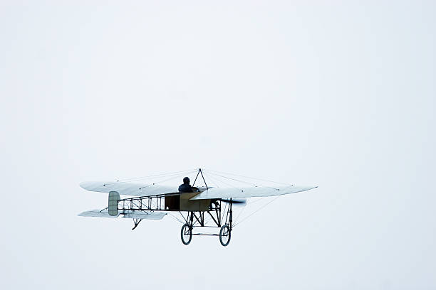 Flugzeug oldtimer von 1907 – Foto
