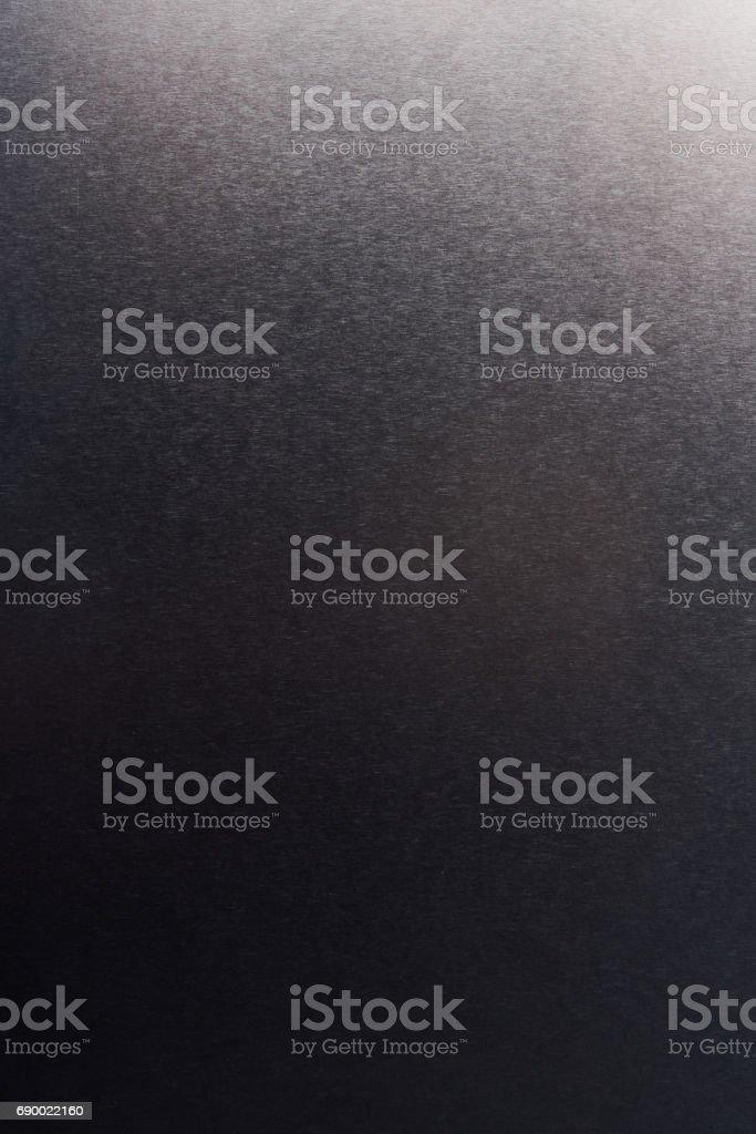 Plane silver metallic background stock photo