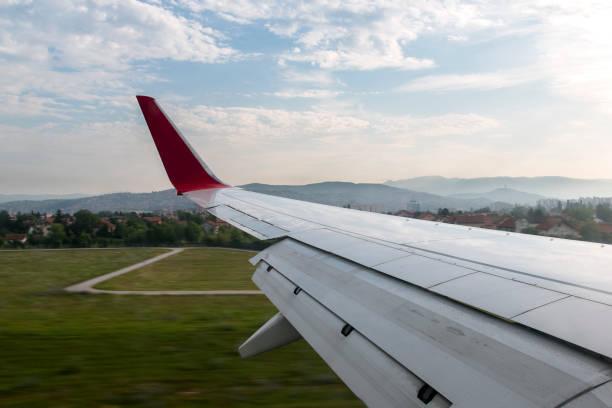 Plane Wing – zdjęcie