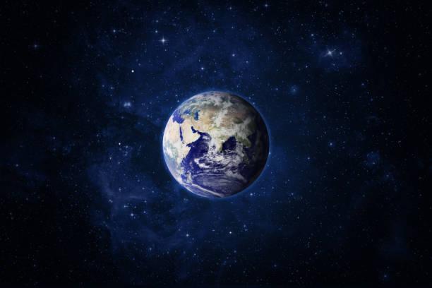 지구와 공간. - 행성 지구 뉴스 사진 이미지