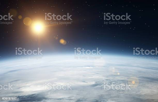 Photo of Planet earth from above