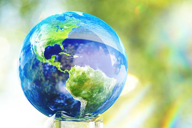 planet earth - tag der erde stock-fotos und bilder