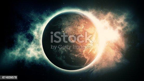 499002117istockphoto Planet Earth 674839578