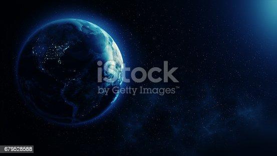 499002117istockphoto Planet Earth 679528588